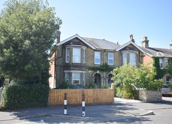 Thumbnail 4 bed semi-detached house to rent in West Hill Road, Ryde