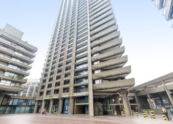 Thumbnail 4 bed flat for sale in Lauderdale Tower, Barbican, London EC2Y8Na