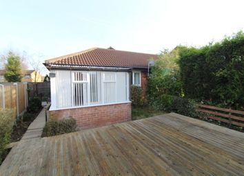 Thumbnail 1 bedroom bungalow for sale in Grasby Court, Bramley, Rotherham