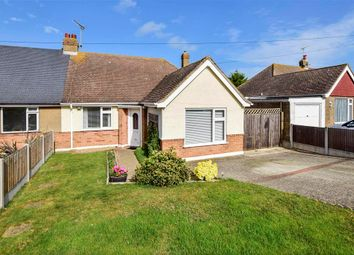 Thumbnail 2 bed semi-detached bungalow for sale in Marilyn Crescent, Birchington, Kent