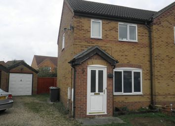 Thumbnail 2 bed property to rent in Beechtree Close, Ruskington, Sleaford