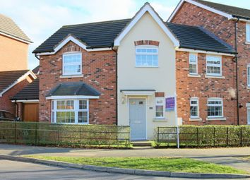 Thumbnail 3 bed semi-detached house for sale in Abbey Park Way, Wychwood Village, Weston