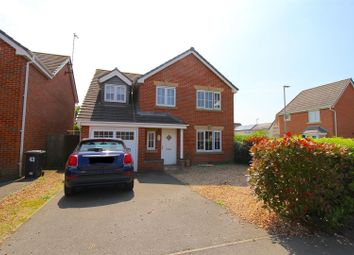 Thumbnail 5 bed detached house for sale in Scotlands Drive, Coalville