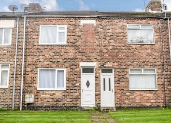 Thumbnail 2 bed terraced house for sale in Ridley Street, Cramlington