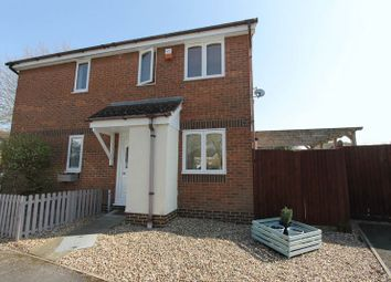 Thumbnail 1 bed semi-detached house for sale in Cotswold Way, Worcester Park