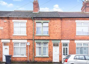 2 bed terraced house for sale in Ratcliffe Road, Loughborough LE11