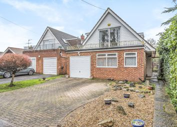 Thumbnail 4 bed detached house for sale in Thorpe, Surrey