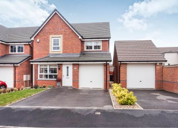Thumbnail 3 bed detached house for sale in Gough Lane, Burntwood