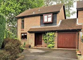 Thumbnail 4 bed link-detached house for sale in Woking, Surrey