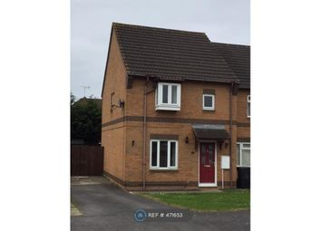 Thumbnail 3 bed end terrace house to rent in The Barrows, Weston-Super-Mare