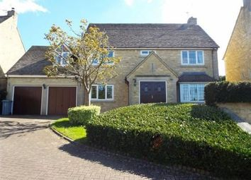 Thumbnail 5 bed detached house to rent in Orchard Rise, Burford