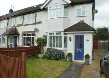 Thumbnail 3 bed semi-detached house for sale in Hart Road, Byfleet, Surrey