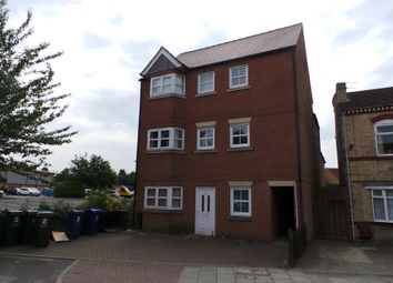 Thumbnail 3 bed town house to rent in Lea Court, Lea Road, Gainsborough