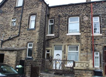 Thumbnail 3 bed terraced house for sale in Sussex Street, Stockbridge, Keighley, West Yorkshire