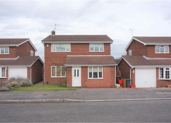 Thumbnail 4 bed detached house for sale in Queensway, Castle Donington