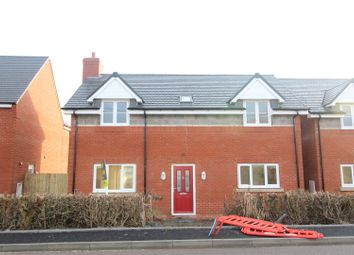 Thumbnail 3 bed detached house for sale in The Roses, Willowbank Meadow, Hengoed, Oswestry