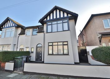 Thumbnail 4 bed semi-detached house for sale in Greasby Road, Wallasey