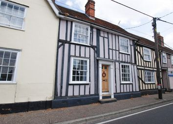Thumbnail 2 bed cottage for sale in West Street, Coggeshall, Essex
