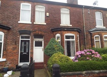 Thumbnail 2 bedroom terraced house for sale in Egerton Street, Prestwich, Manchester