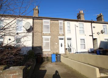 Thumbnail 3 bed terraced house for sale in London Road, Ipswich