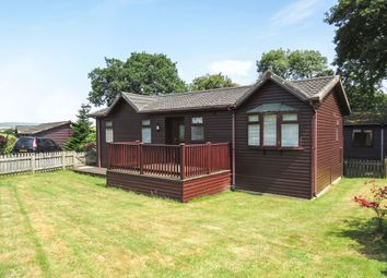 Thumbnail 2 bed lodge for sale in The Thatches, Modbury, Ivybridge