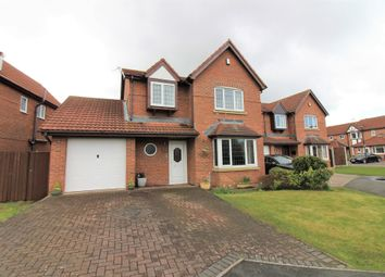 Thumbnail 4 bed detached house for sale in Cranesbill Close, Knott End On Sea, Lancashire FY60Eg