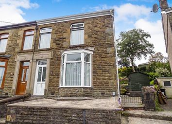 Thumbnail 4 bed semi-detached house for sale in Cardonnel Road, Skewen, Neath, Neath Port Talbot.