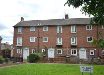 Thumbnail 2 bed maisonette for sale in Vaughan Road, Whipton, Exeter, Devon