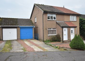 Thumbnail 2 bed semi-detached house for sale in 5 Cooper Court, Carnwath
