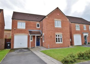 Thumbnail 4 bed detached house for sale in Harvington Chase, Coulby Newham, Middlesbrough