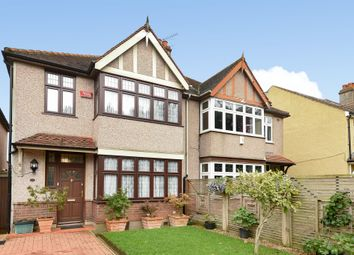 Thumbnail 3 bed semi-detached house for sale in Exbury Road, London