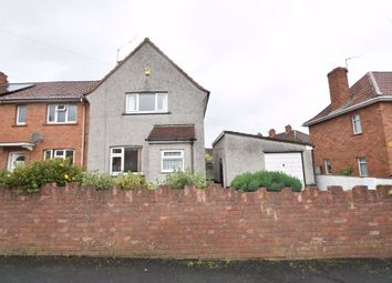 Thumbnail 2 bed end terrace house for sale in Downton Road, Knowle West, Bristol