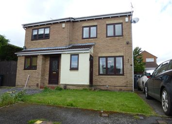 Thumbnail 3 bed semi-detached house for sale in Wenlock Close, Giltbrook, Nottingham
