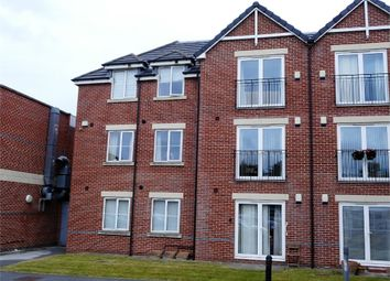 Thumbnail 2 bed flat for sale in Royal Court, Worksop, Nottinghamshire