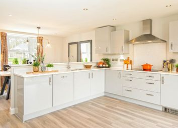 "Thumbnail 4 bed detached house for sale in ""Layton"" at Post Hill, Tiverton"