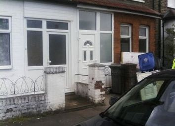 Thumbnail 4 bedroom terraced house to rent in Priory Avenue, Wembley