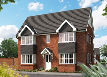 """Thumbnail 3 bedroom detached house for sale in """"The Sheringham"""" at Weights Lane Business Park, Weights Lane, Redditch"""