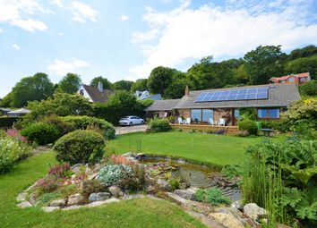 Thumbnail 4 bed detached bungalow for sale in Hunts Road, St. Lawrence, Ventnor