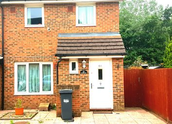 Thumbnail 2 bed terraced house to rent in Blackburn Way, Hounslow