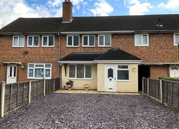 Thumbnail 3 bed terraced house for sale in Clopton Road, Kitts Green, Birmingham