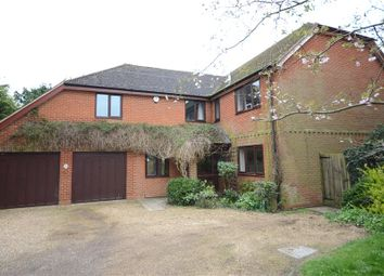 Thumbnail 5 bed detached house for sale in Wokingham Road, Earley, Reading