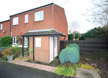 Thumbnail 2 bed flat for sale in Woodland Avenue, Burbage, Hinckley