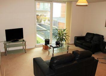 Thumbnail 1 bed flat to rent in Spectrum (Block 9), Blackfriars Road, Salford