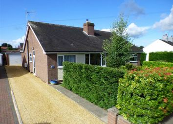 Thumbnail 2 bed semi-detached bungalow for sale in Bradwall Road, Sandbach