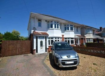 Thumbnail 3 bed semi-detached house to rent in Stanton Road, Southampton