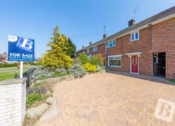 Thumbnail 3 bed terraced house for sale in Cripsey Avenue, Ongar