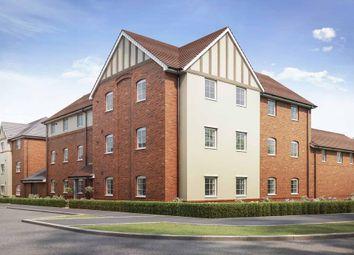 "Thumbnail 2 bed flat for sale in ""Harlowbury Court"" at Marsh Lane, Harlow"