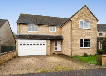 Thumbnail 5 bed detached house for sale in Moor Lane, Fairford