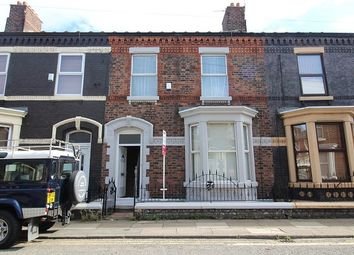 Thumbnail 3 bed terraced house to rent in Wylva Road, Anfield, Liverpool