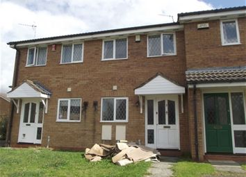 Thumbnail 2 bedroom terraced house to rent in Peregrine Close, Lenton, Nottingham